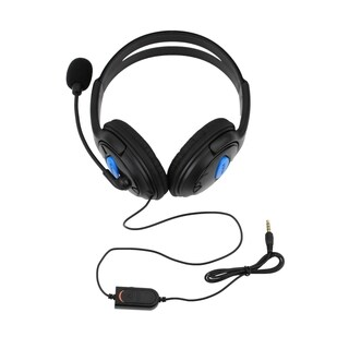 Wired Gaming Headset with Microphone for Sony PS4 PlayStation 4