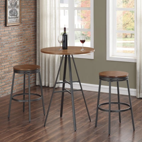 Stava 3-Piece Pub Table Set by Greyson Living