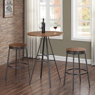 Stava 3-Piece Pub Table Set by Greyson Living