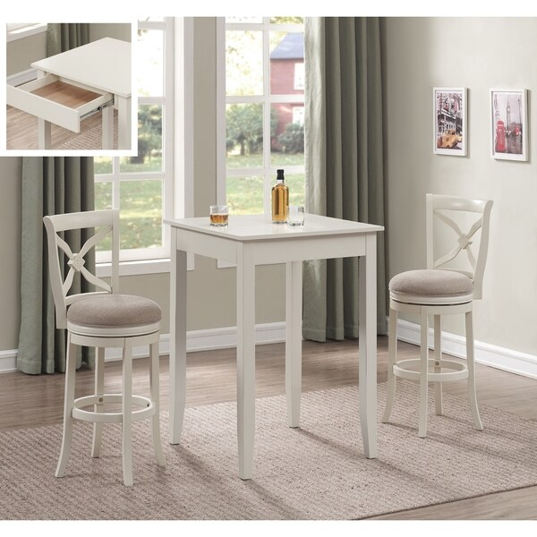 Casoria 3PC Pub Table Set by Greyson Living & Casoria 3PC Pub Table Set by Greyson Living - Free Shipping Today ...