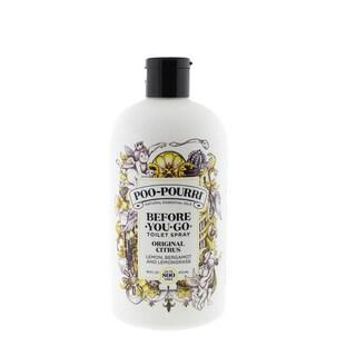 Poo-Pourri Original Citrus Before-You-Go 16-ounce Toilet Spray Refill