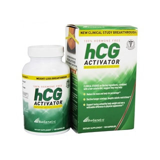 Biogenetic Laboratories HCG Activator Natural Weight Loss Aid (120 Capsules)
