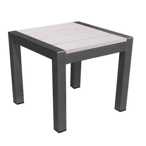 Logan Outdoor Side Table by Havenside Home