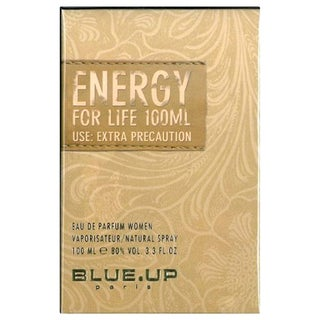 Blue Up Energy For Life Women's 3.3-ounce Eau de Parfum Spray