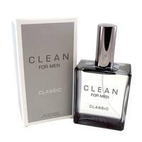 Classic Clean Men's 3.4-ounce Eau de Toilette Spray
