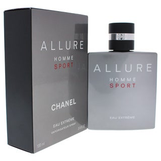 Chanel Allure Homme Sport Eau Extreme Men's 3.4-ounce Eau de Parfum Spray