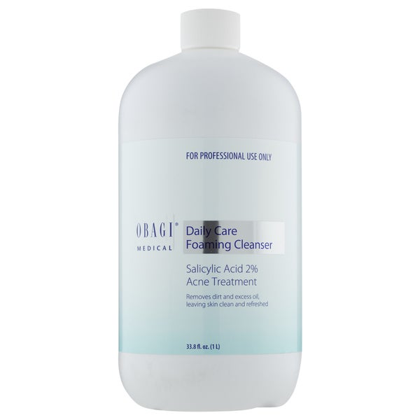 clenziderm daily care foaming cleanser