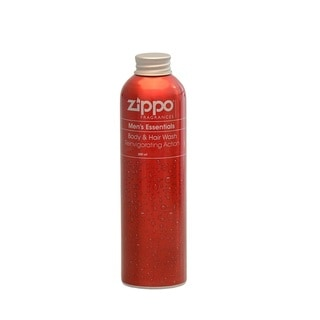 Zippo Original Men's 10-ounce Hair & Body Wash