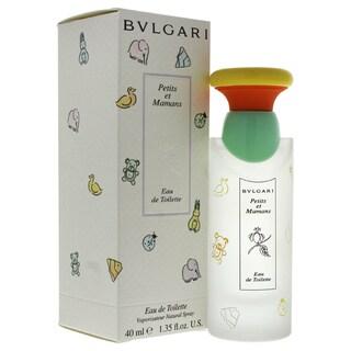 Bvlgari Petits et Mamans Women's 1.35-ounce Eau de Toilette Spray