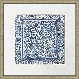 Melissa Van Hise 'Colorful Tiles I' Framed Wall Art