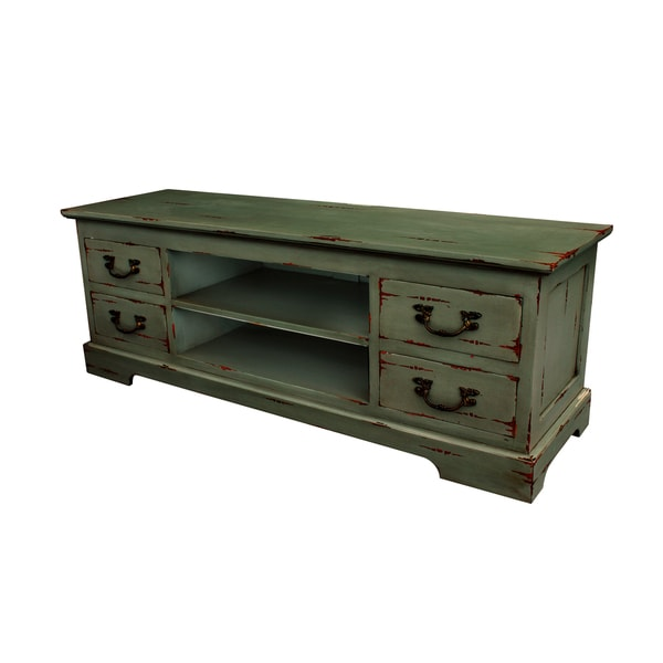 shop handmade nes madison solid mahogany 55 inch tv stand console table indonesia free. Black Bedroom Furniture Sets. Home Design Ideas