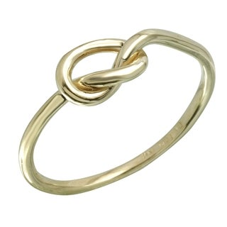 14k Italian Gold Heart Ring (Option: Pink)