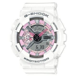 Casio G-Shock S Series - White - Magnetic Resistant - 200M|https://ak1.ostkcdn.com/images/products/14790647/P21311204.jpg?impolicy=medium