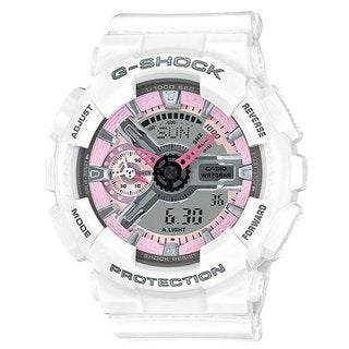 Casio G-Shock S Series - White - Magnetic Resistant - 200M