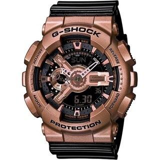 Casio G-shock GA110GD-9B2 Black/Copper Digital Quartz Men's Watch