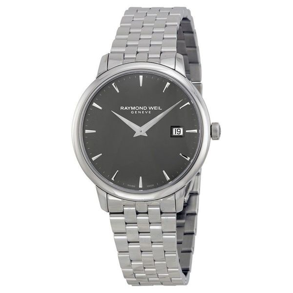 Raymond Weil Men's 5488-ST-60001 'Toccata' Stainless Steel Watch. Opens flyout.