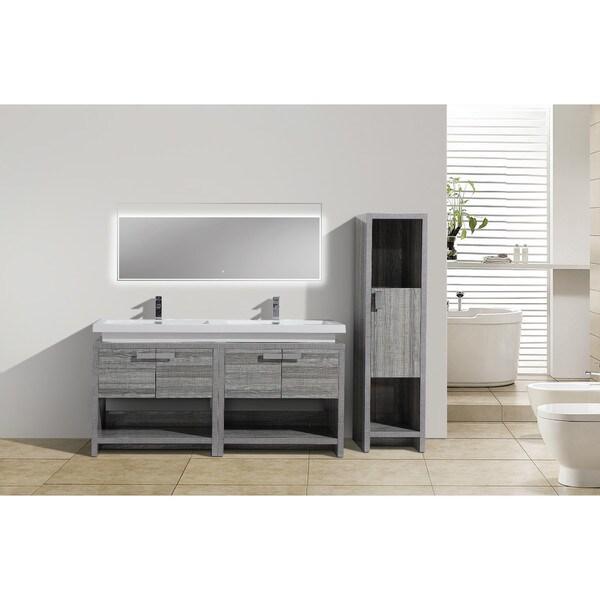 Moreno 63-inch Modern Bathroom Vanity