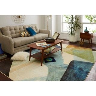 Mohawk Home Aurora Transparent Rhythm Area Rug (7' 6 x 10')