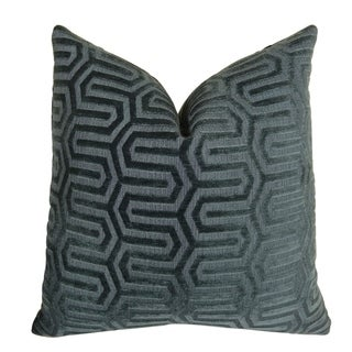 Plutus High Path Handmade Throw Pillow