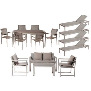 Chester 15 Piece Patio Set