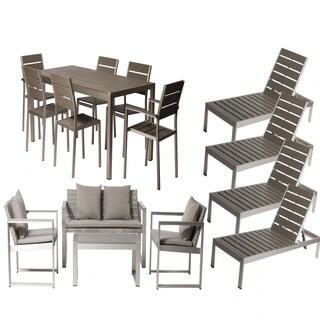 ROYAL 15 Piece Patio Set