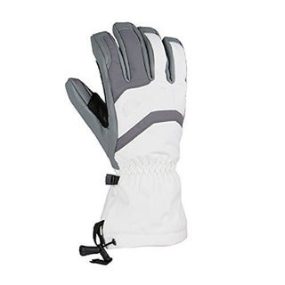 Gordini Elias Men's Gauntlet Nylon and Sheepskin-palm Gloves