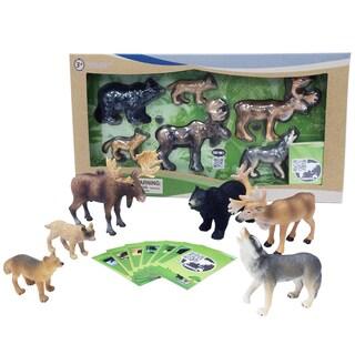 Nature Bound Wenno North America Forest Safari Animals