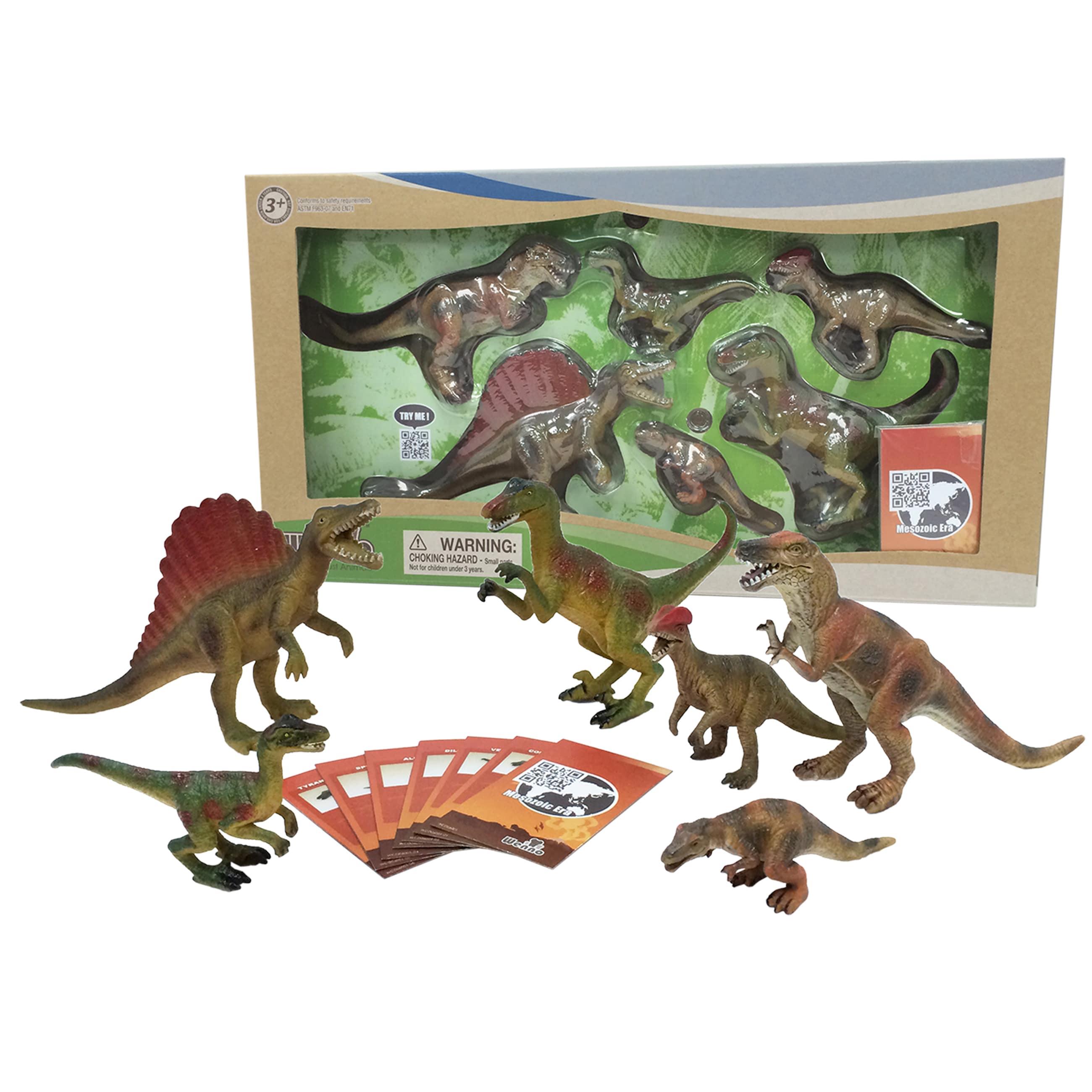 Nature Bound Wenno Dinosaur Safari Set (G856670005926)