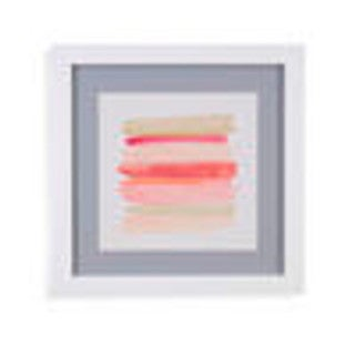 'Palette Stack V' Framed Wall Art