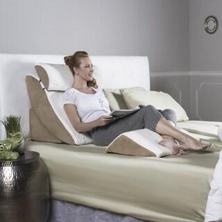 Shop Avana Queen Size Memory Foam Wedge Pillow Overstock
