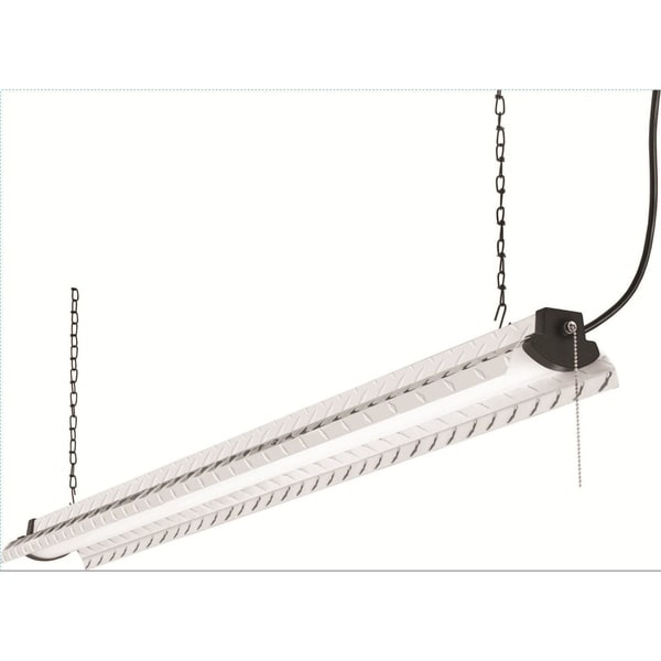 Shop Lithonia Lighting Linkable Diamonplate LED Shoplight