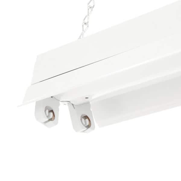 Shop Lithonia Lighting 1233 Cw 232 2 Light Cold Weather White T8