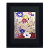Color Bakery 'Sevilla I' Matted Framed Art - Multi