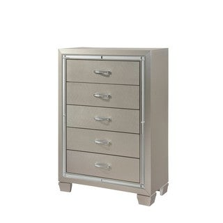 Silver Orchid Odette Glamour Youth Chest