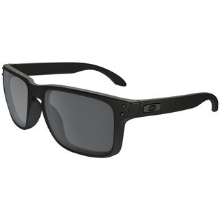 best price oakley sunglasses cwg3  Oakley Men's Holbrook OO9102-63 Men's Matte Black Frame Black Iridium Lens  Sunglasses