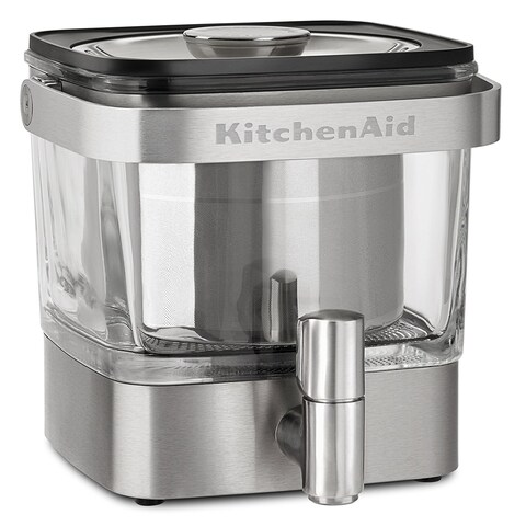 KitchenAid KCM4212SX Stainless Steel Cold Brew Coffee Maker