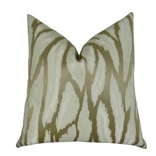 Plutus Convection Handmade Throw Pillow