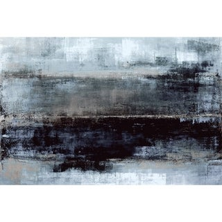 Oceans Evening Gallery Wrapped Print on Canvas