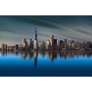 New York World Trade Center Gallery Wrapped Print on Canvas