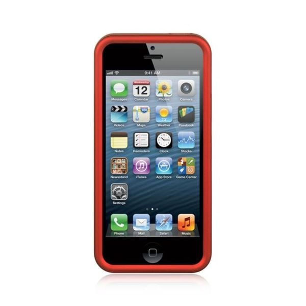 Insten Hard Snap-on Rubberized Matte Case Cover For Apple iPhone 5/ 5S/ SE
