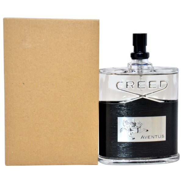 Shop Creed Aventus Mens 4 Ounce Millesime Spray Tester Free