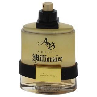 Lomani AB Spirit Millionaire Men's 3.3-ounce Eau de Toilette Spray (Tester)