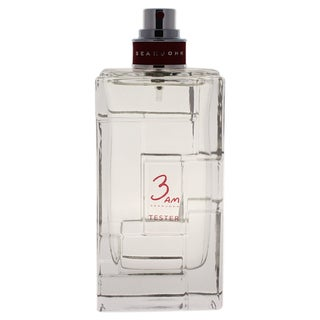 Sean John 3 AM Men's 3.4-ounce Eau de Toilette Spray (Tester)