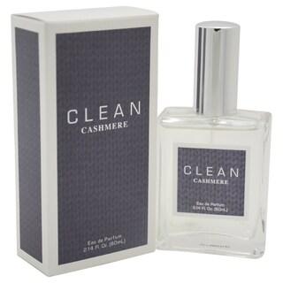 Clean Cashmere Women's 2.14-ounce Eau de Parfum Spray