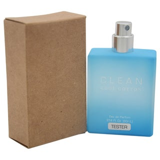 Clean Cool Cotton Women's 2.14-ounce Eau de Parfum Spray (Tester)