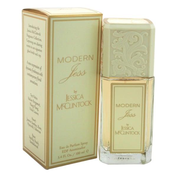 Jessica McClintock Modern Jess Women's 3.4-ounce Eau de Toilette Spray