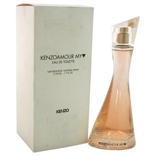 Kenzo Amour My Love Women's 1.7-ounce Eau de Toilette Spray (Tester)