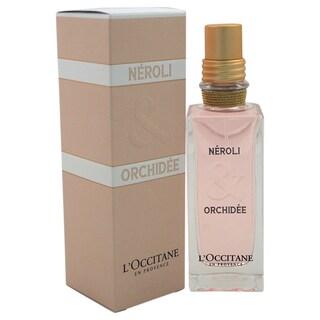 L'Occitane Neroli & Orchidee Women's 2.5-ounce Eau de Toilette Spray