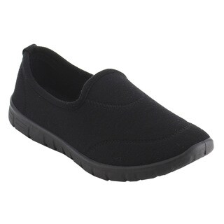Refresh IE91 Women's Stitched Slide-In Sneakers