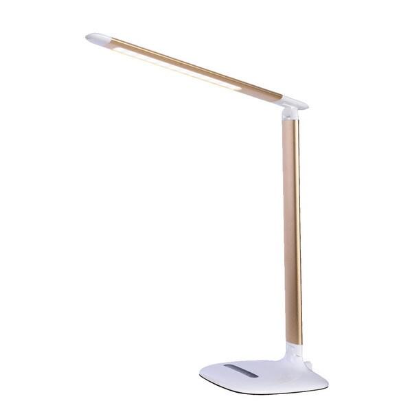 Catalina Lighting Tensor Genesis Aluminum LED Desk Lamp